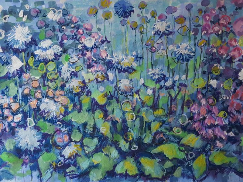 Reisch.Art; Flowers 2017
