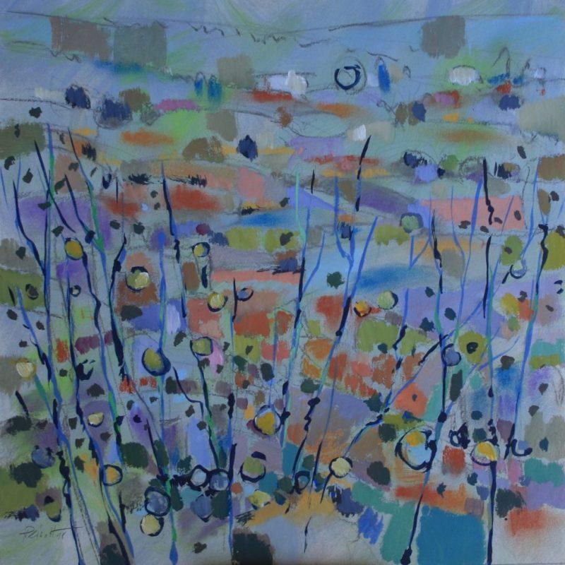 Reisch.Art: Farblandschaft / Colour landscape