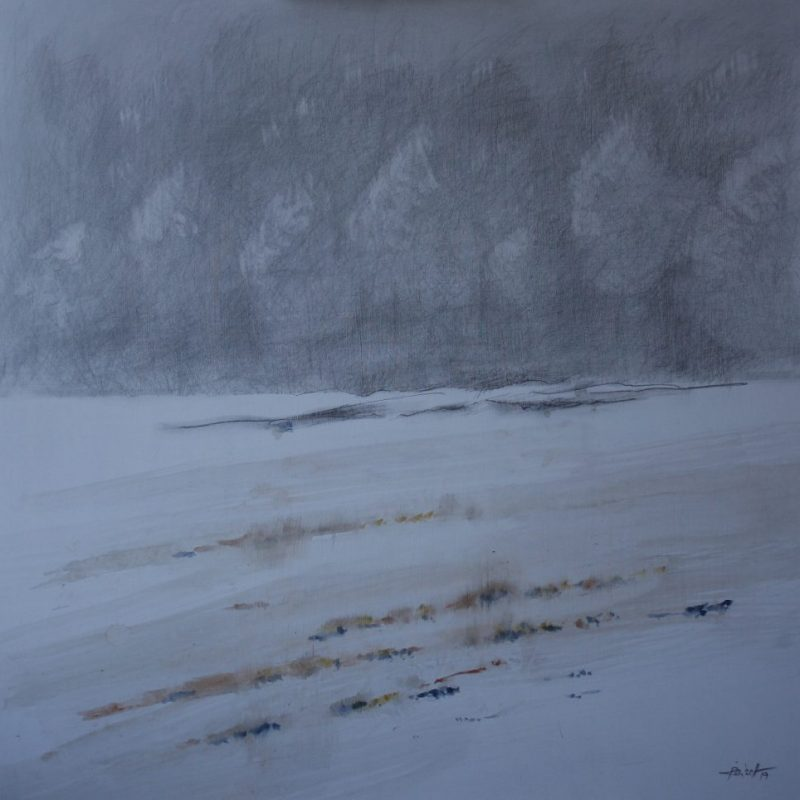 Reisch.Art: Winterlandschaft / Winter landscape